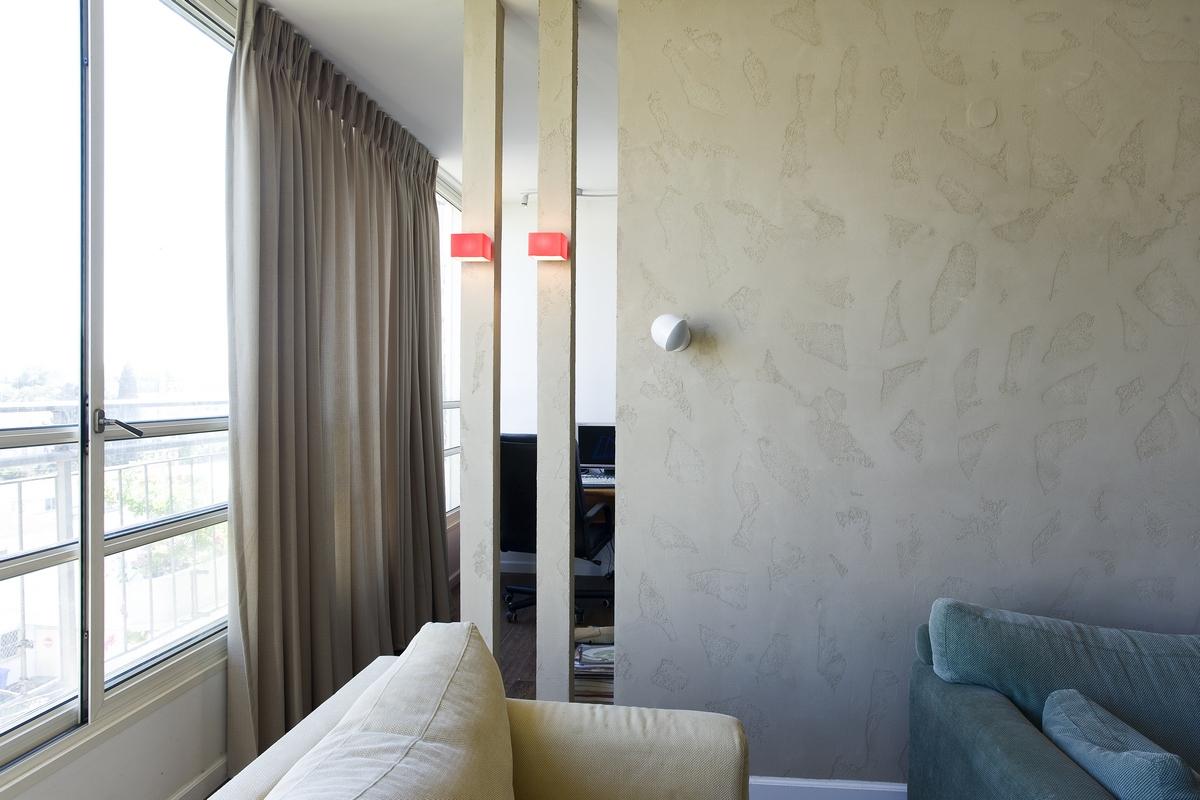 אורלי אביטל אדריכלות ועיצוב פנים דירה בגבעתיים 1