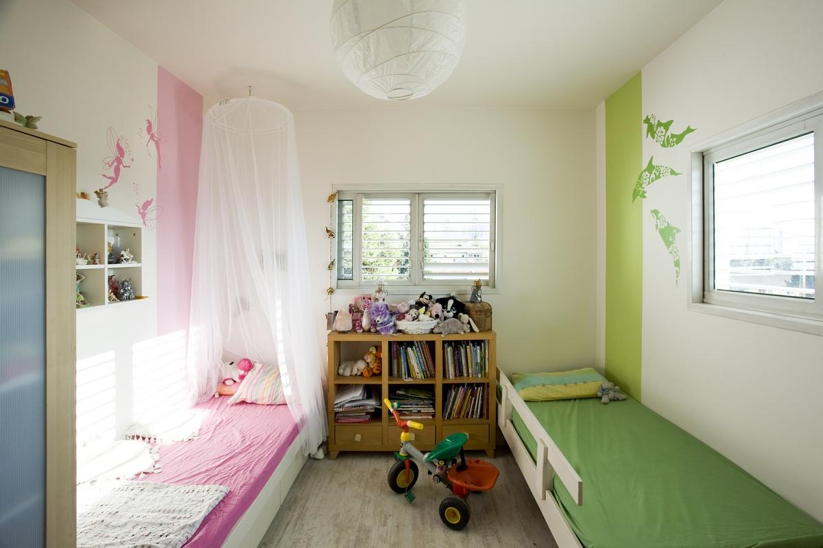 אורלי אביטל אדריכלות ועיצוב פנים דירה בגבעתיים 5